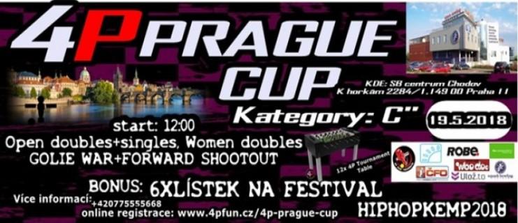 První 4P PRAGUE CUP v historii!!!