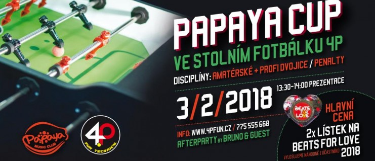 4P Turnaj ve fotbálku ! ( Lístky na B4L ) + After Party
