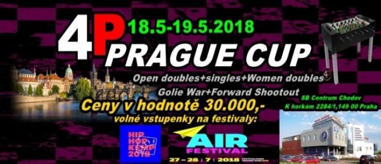 4P PRAGUE CUP